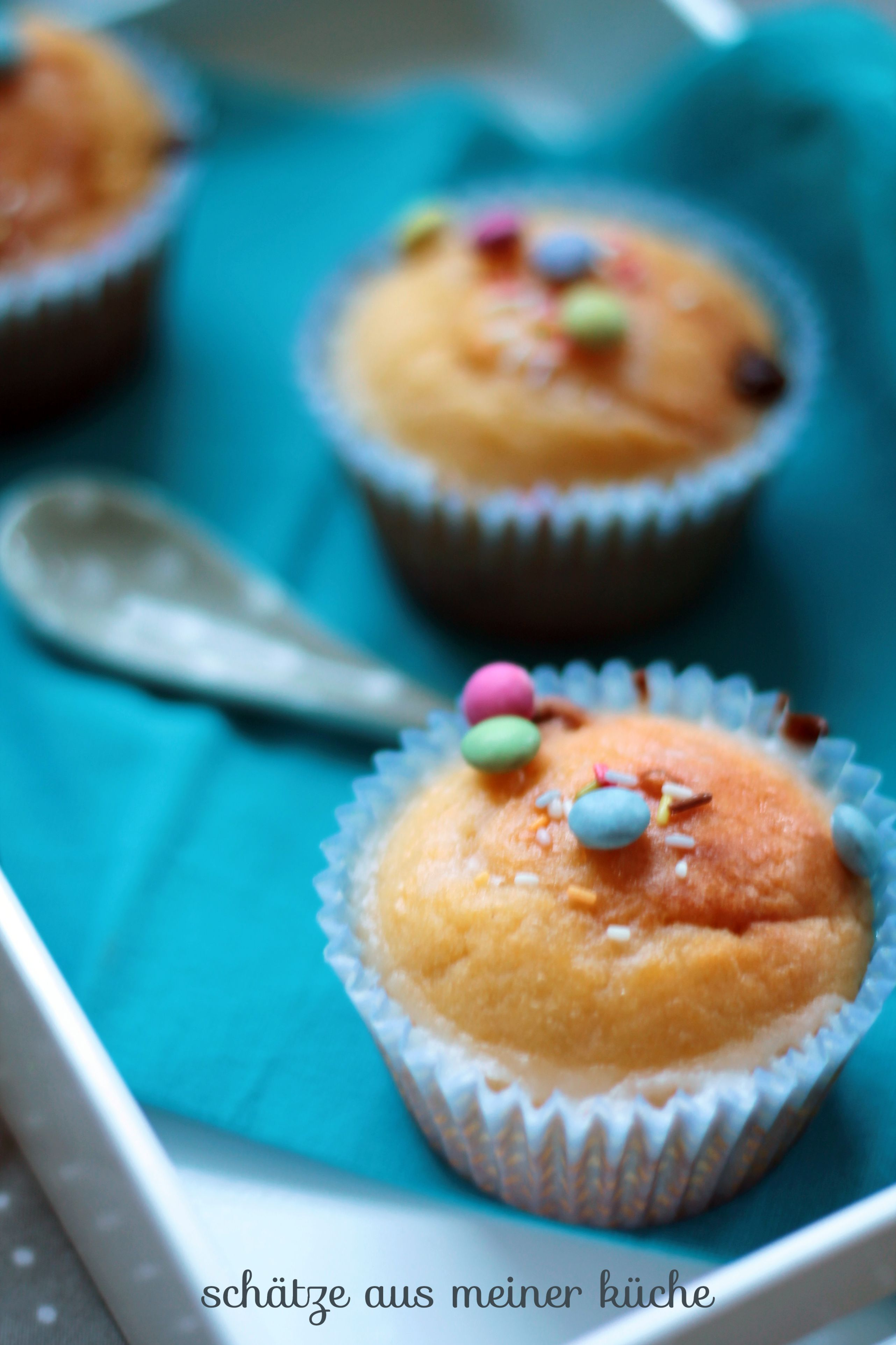 Faschings Buttermilch-Muffins